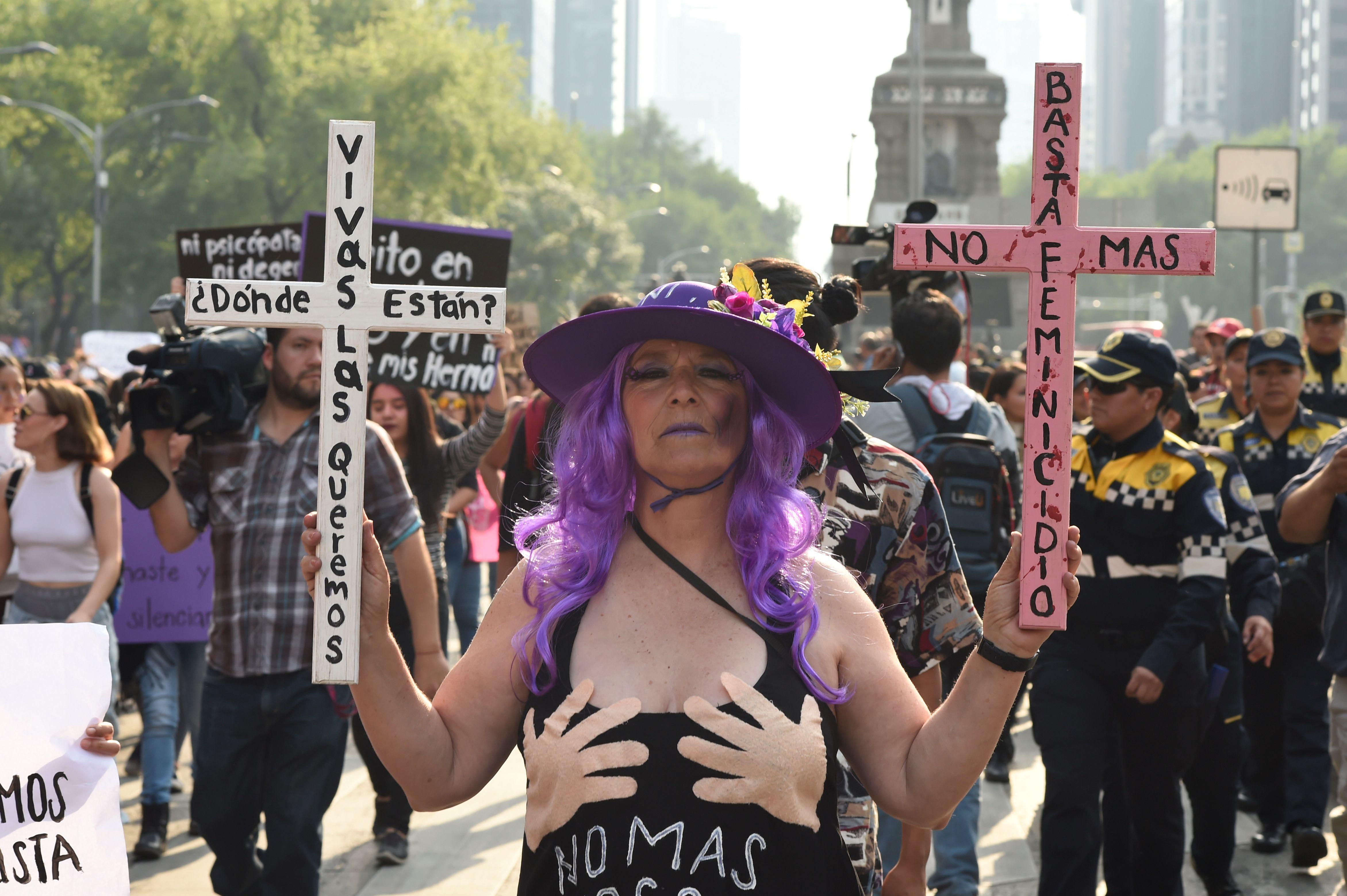 مظاهرات نساء الأرجنتين
