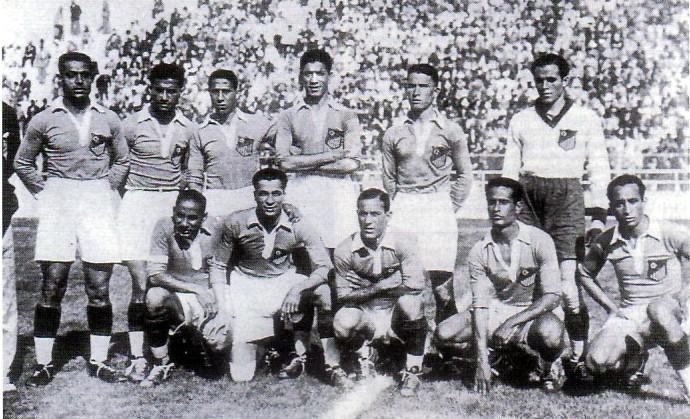 منتخب مصر فى كأس العالم 1934 (1)