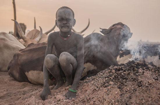 طفل-من-جنوب-السودان