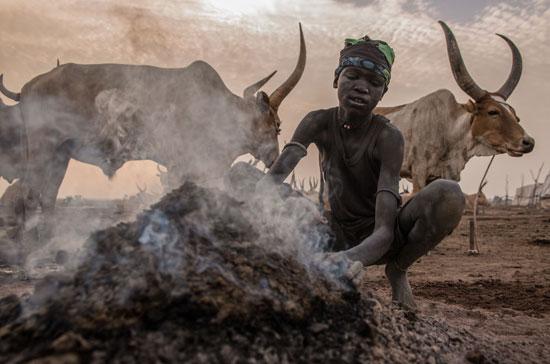 جانب-من-طفل-من-جنوب-السودان