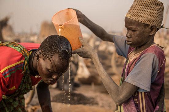 استخدام-المياه-فى-النظافة-الجسدية