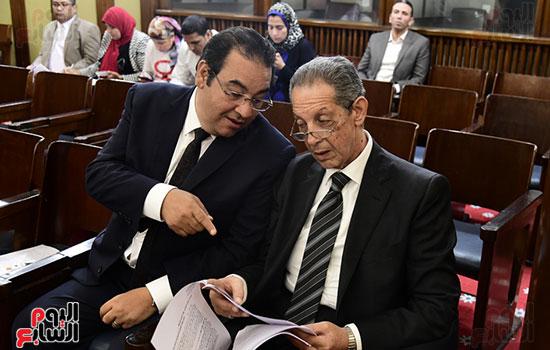 صور لجنة الشئون التشريعية والدستورية (3)