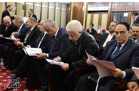 صور لجنة الشئون التشريعية والدستورية (5)
