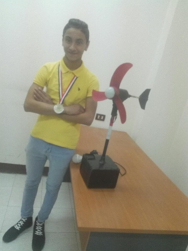 2- المخترع خالد عيد