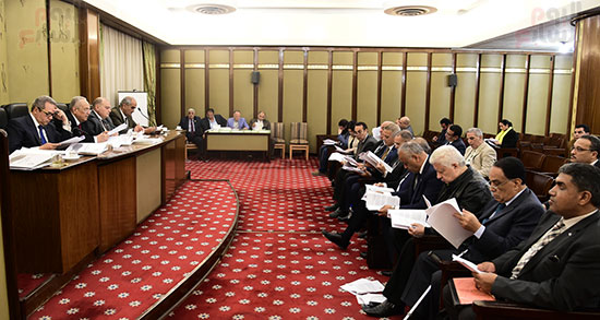 صور لجنة الشئون التشريعية والدستورية (11)