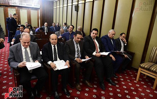 صور لجنة الشئون التشريعية والدستورية (6)