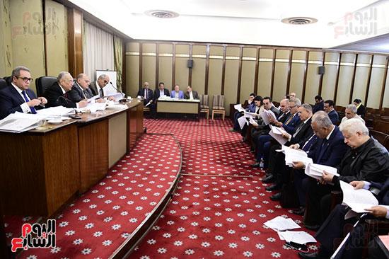 صور لجنة الشئون التشريعية والدستورية (7)