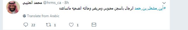 محمد العتيبى