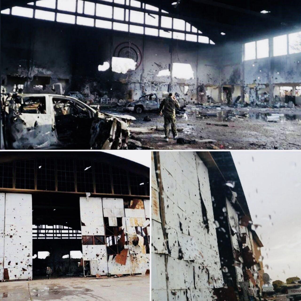 موقع مقتل العناصر الايرانية فى سوريا