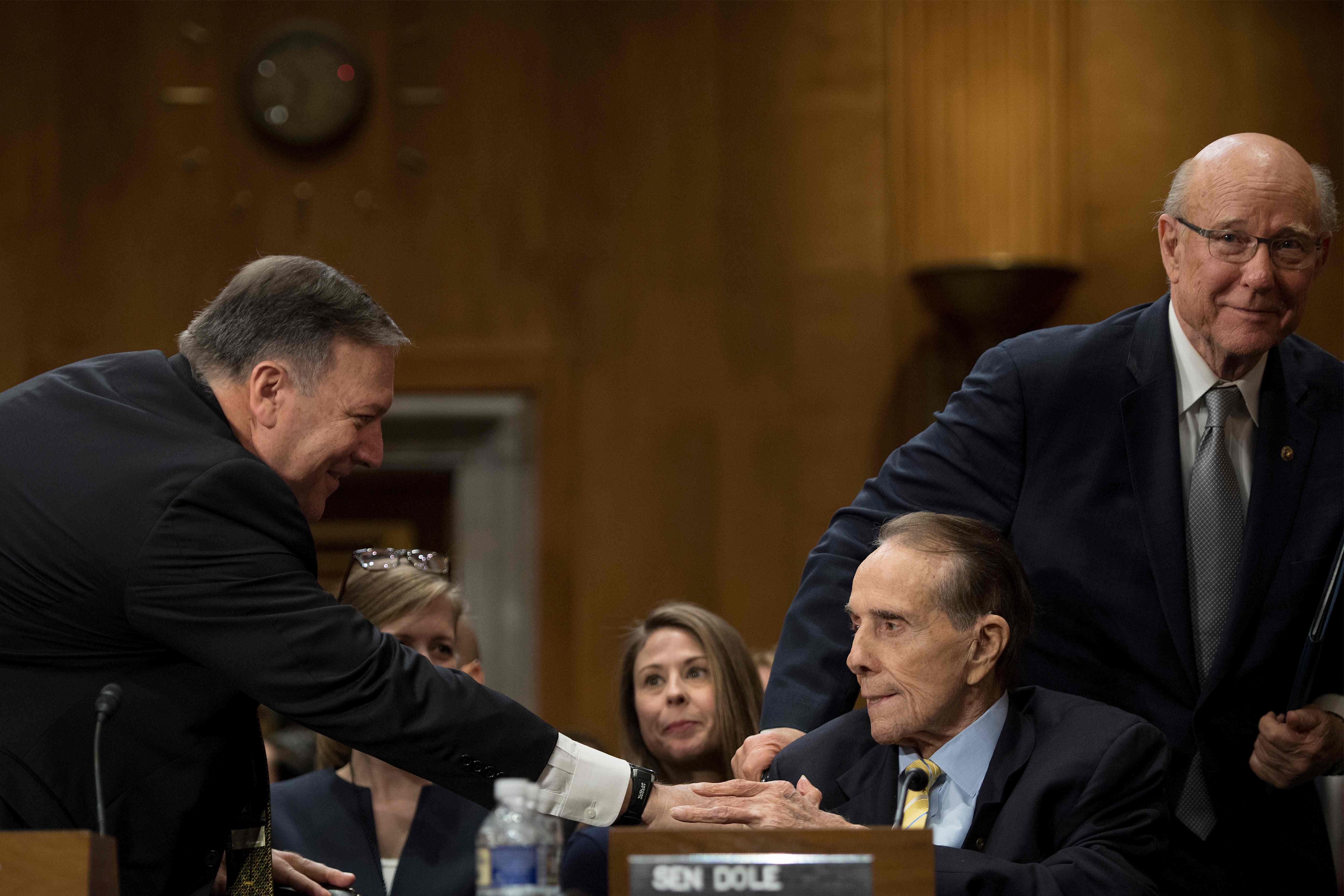 المرشح للخارجية الأمريكية فى مجلس الشيوخ