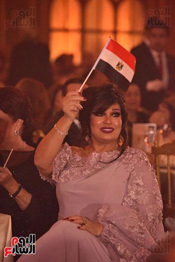 صور لطيفة حفل صندوق تحيا مصر  (39)