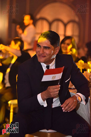 صور لطيفة حفل صندوق تحيا مصر  (31)