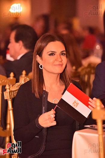 صور لطيفة حفل صندوق تحيا مصر  (33)