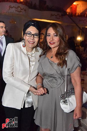صور لطيفة حفل صندوق تحيا مصر  (11)