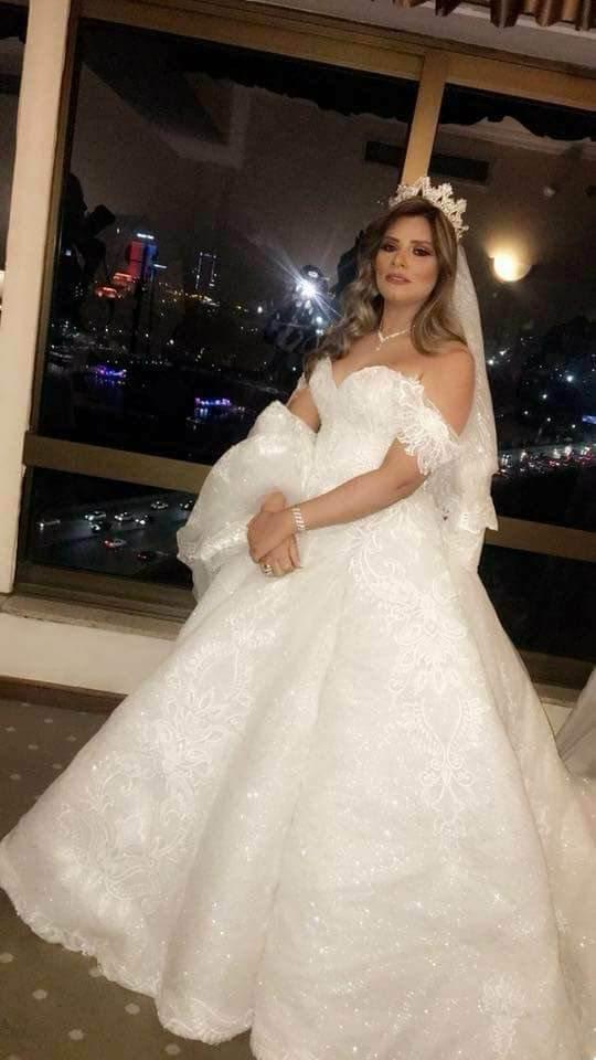 الفستان الملكى ـ ستايلست أميرة
