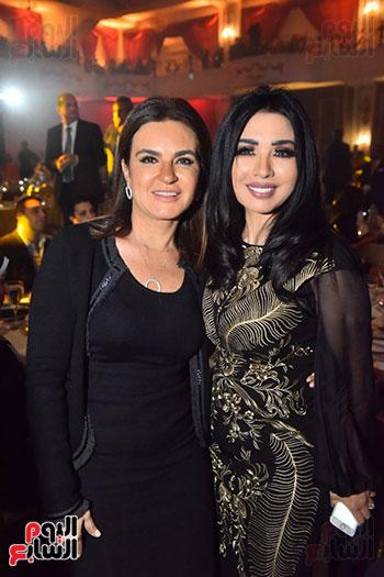 صور لطيفة حفل صندوق تحيا مصر  (8)