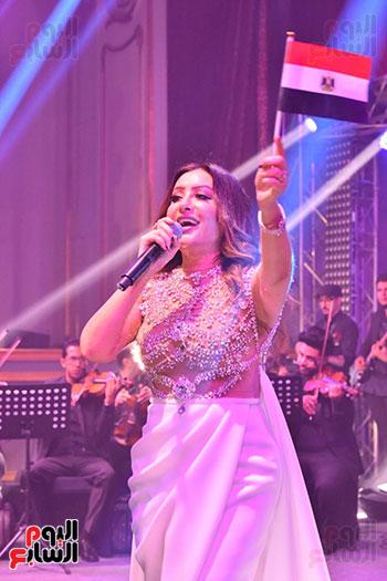 صور لطيفة حفل صندوق تحيا مصر  (51)