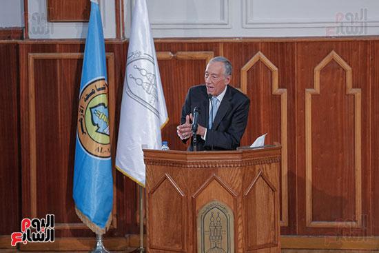 صور مارشيلو دى سوزا، رئيس جمهورية البرتغال (9)