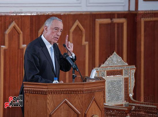 صور مارشيلو دى سوزا، رئيس جمهورية البرتغال (15)