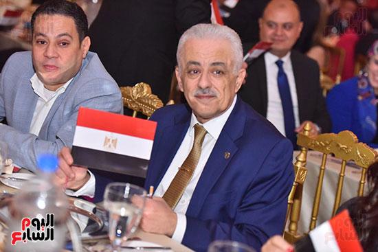 صور لطيفة حفل صندوق تحيا مصر  (46)