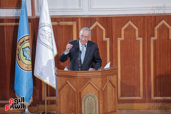 صور مارشيلو دى سوزا، رئيس جمهورية البرتغال (11)