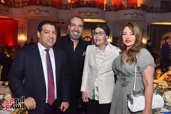 صور لطيفة حفل صندوق تحيا مصر  (6)