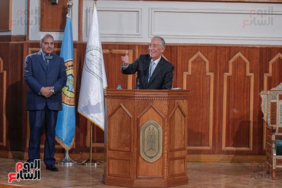 صور مارشيلو دى سوزا، رئيس جمهورية البرتغال (20)