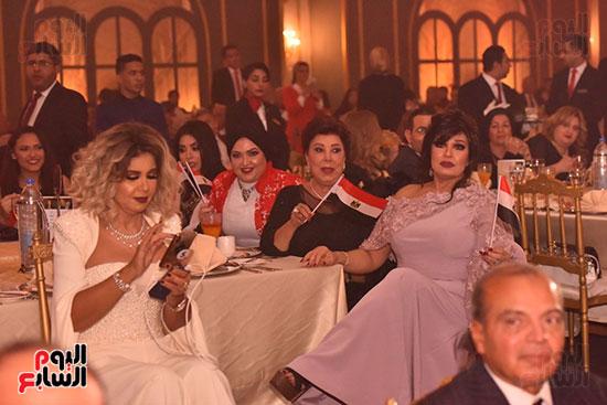 صور لطيفة حفل صندوق تحيا مصر  (37)