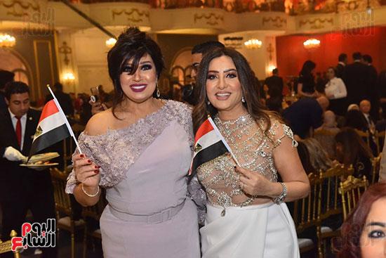 صور لطيفة حفل صندوق تحيا مصر  (23)