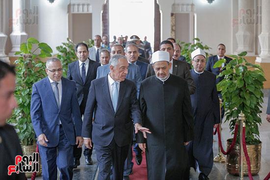 صور مارشيلو دى سوزا، رئيس جمهورية البرتغال (2)