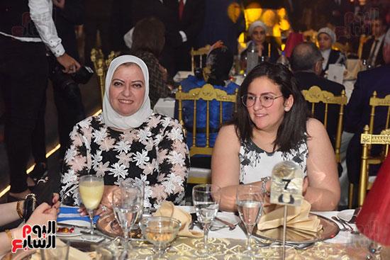 صور لطيفة حفل صندوق تحيا مصر  (12)