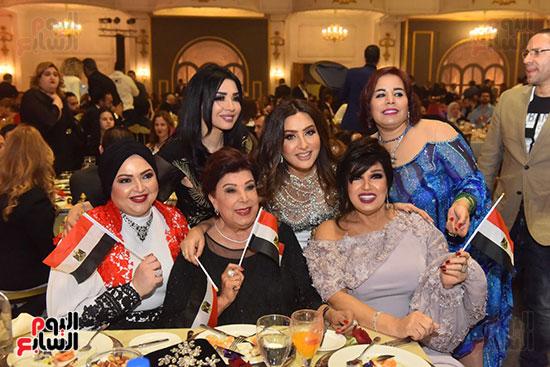 صور لطيفة حفل صندوق تحيا مصر  (19)