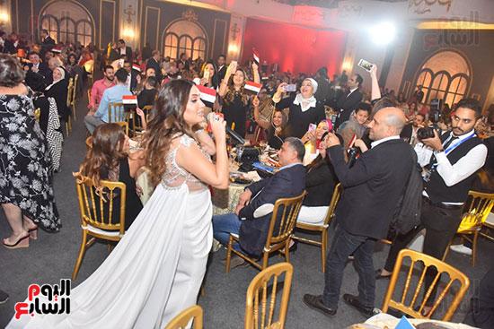 صور لطيفة حفل صندوق تحيا مصر  (30)