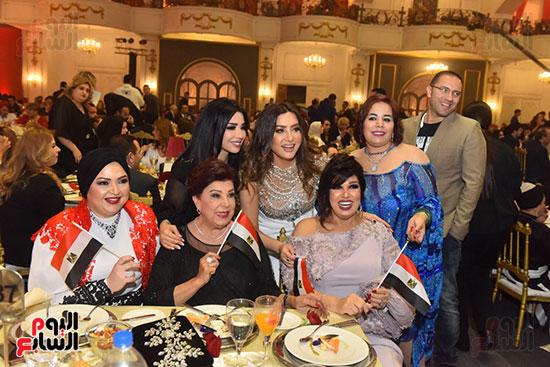 صور لطيفة حفل صندوق تحيا مصر  (21)