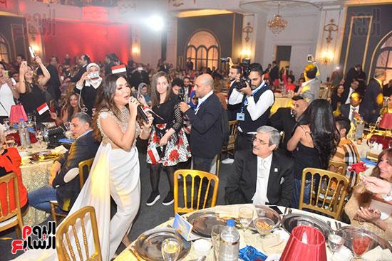 صور لطيفة حفل صندوق تحيا مصر  (26)