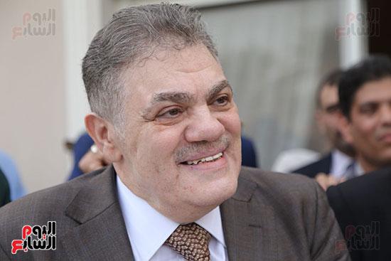 احتفالية حزب الوفد بفوز ابو شقة  (27)