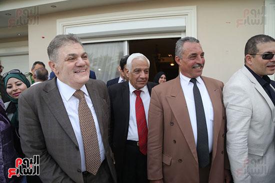 احتفالية حزب الوفد بفوز ابو شقة  (25)