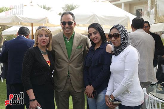 احتفالية حزب الوفد بفوز ابو شقة  (4)