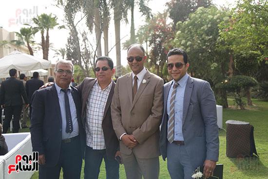 احتفالية حزب الوفد بفوز ابو شقة  (7)