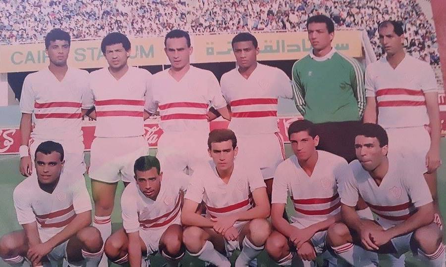 خالد جلال مع الزمالك فى الثمانينات
