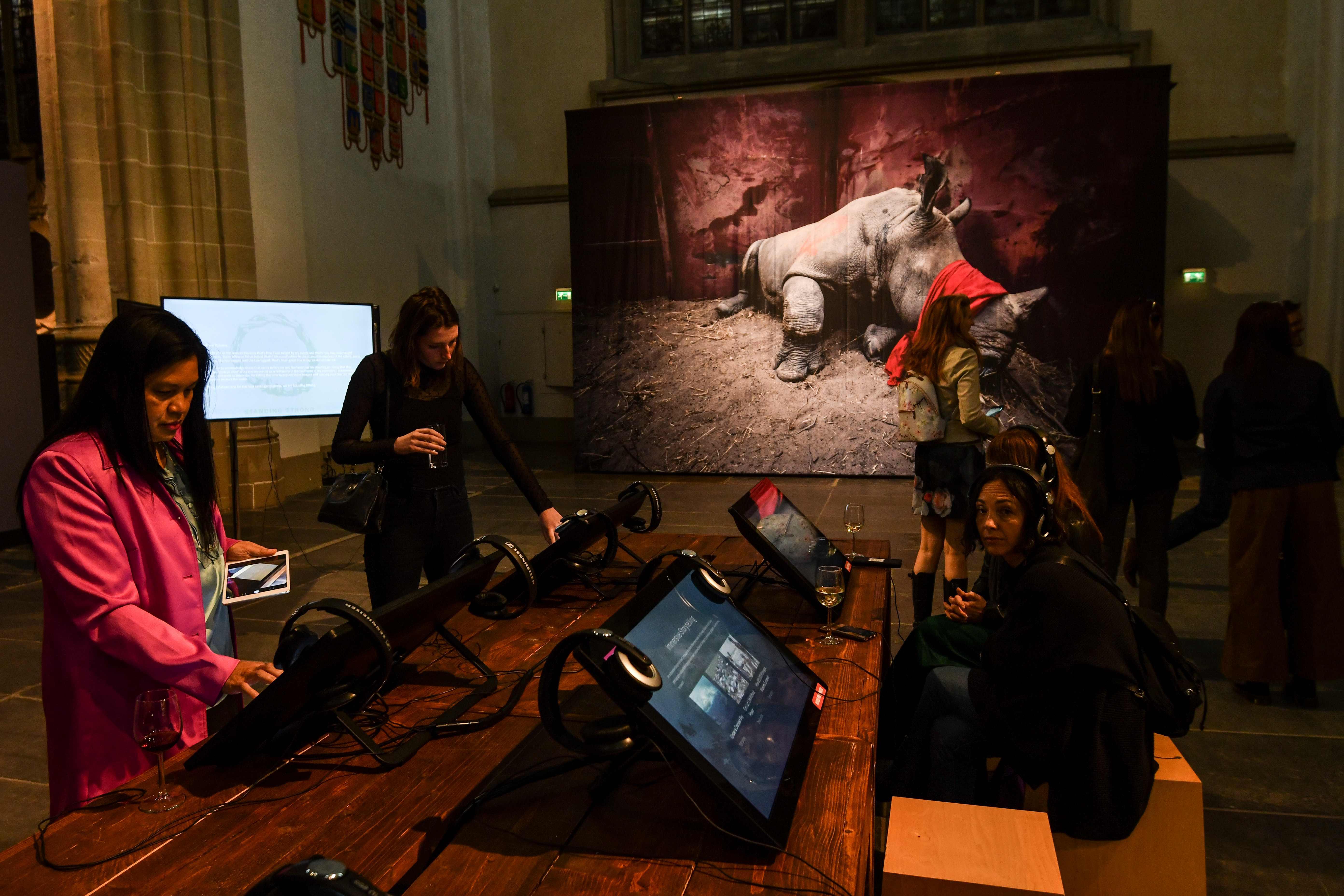 المعرض العالمى للصور الصحفية