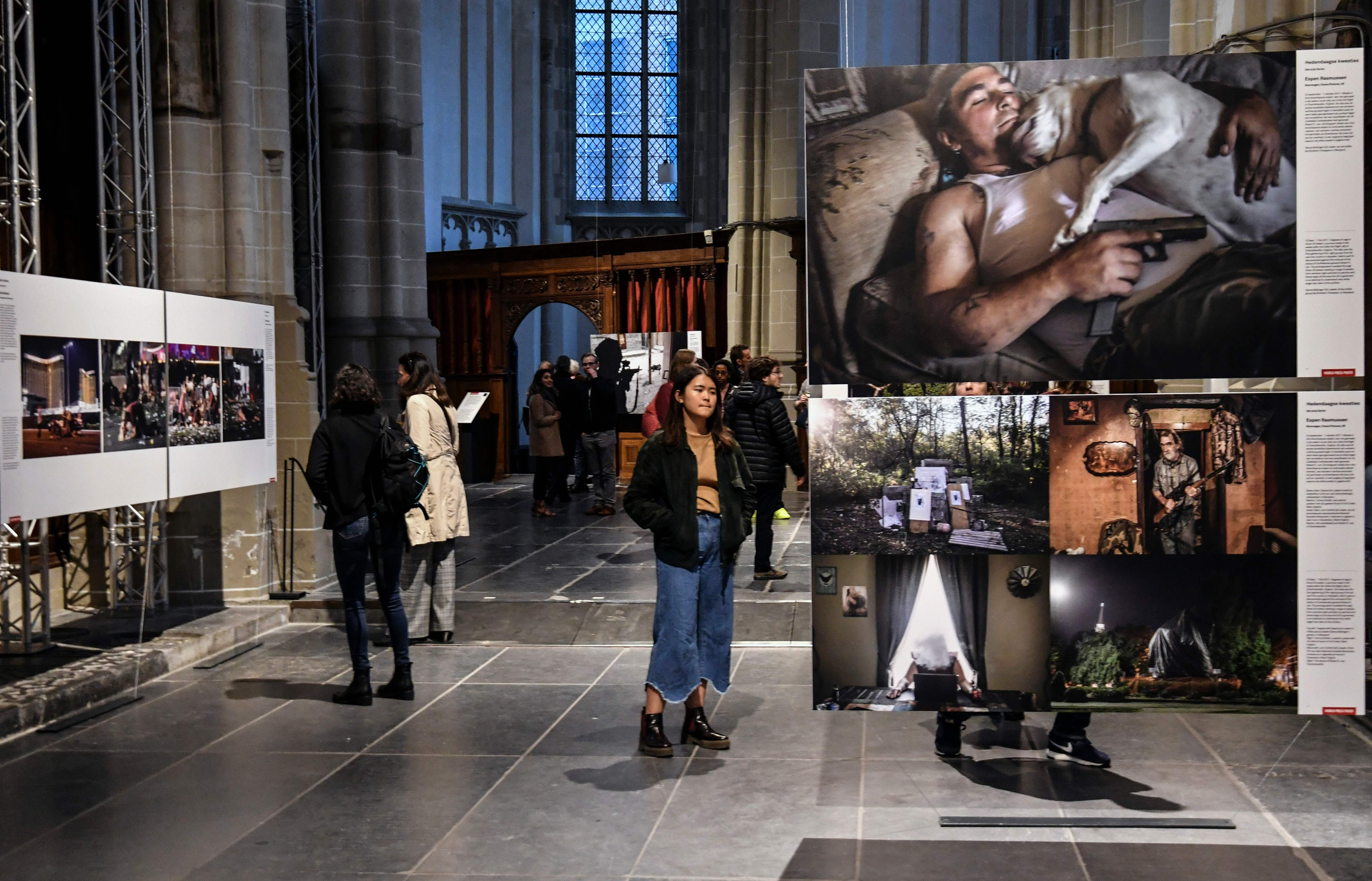 المعرض العالمى للصور الصحفية 2018 فى أمستردام
