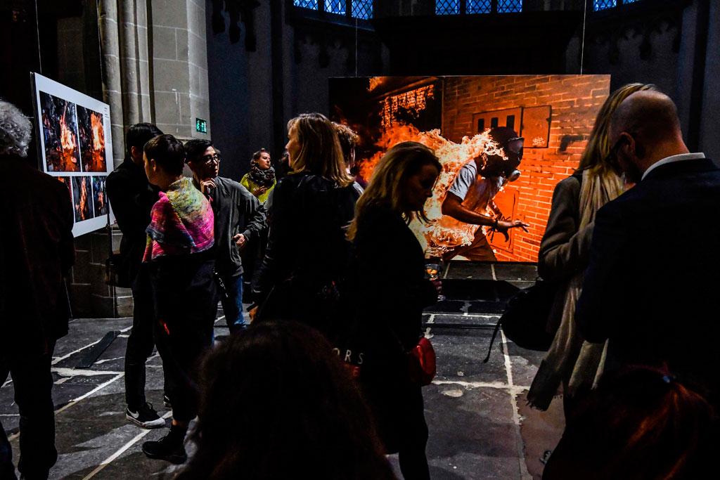 معرض للصور فى أمستردام