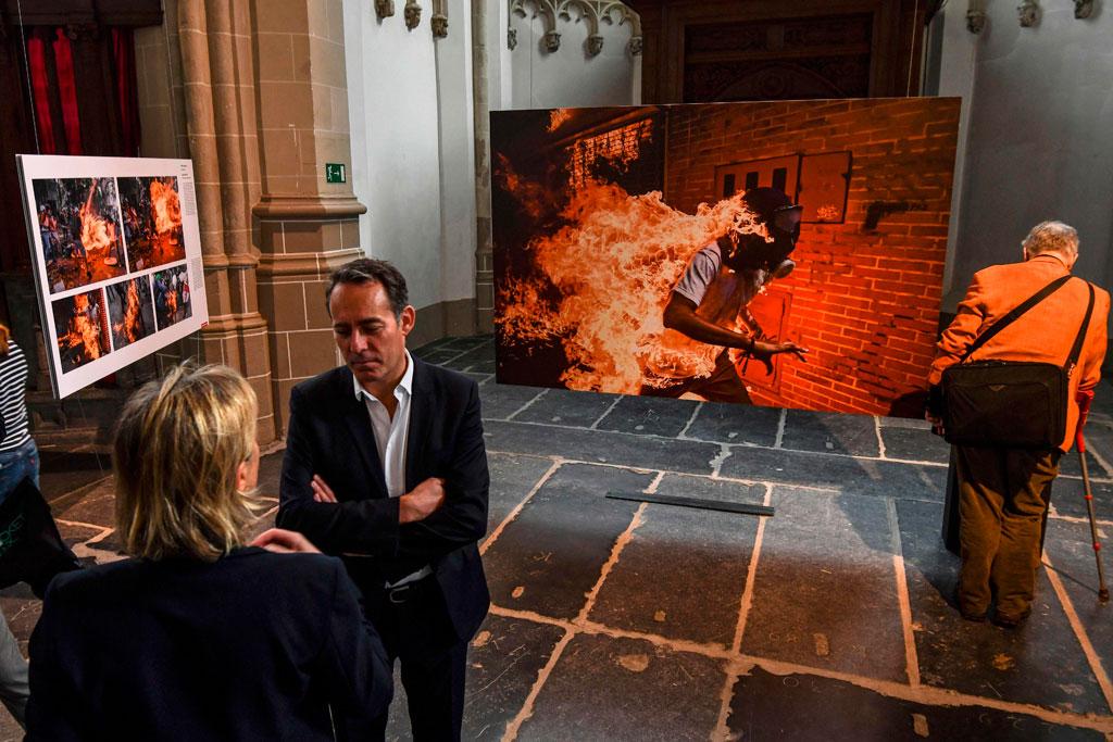 معرض أمستردام للصور الصحفية