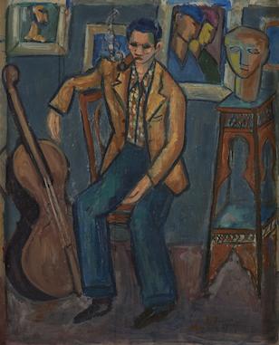 الفنان احمد مرسى