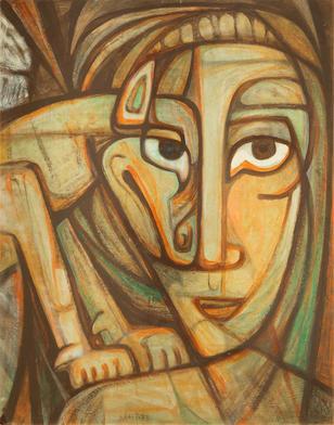 لوحة سمير رائف