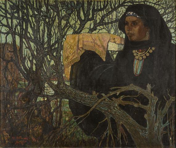 الفنان حسين فوزى