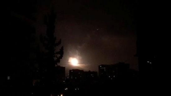 قصف الصواريخ