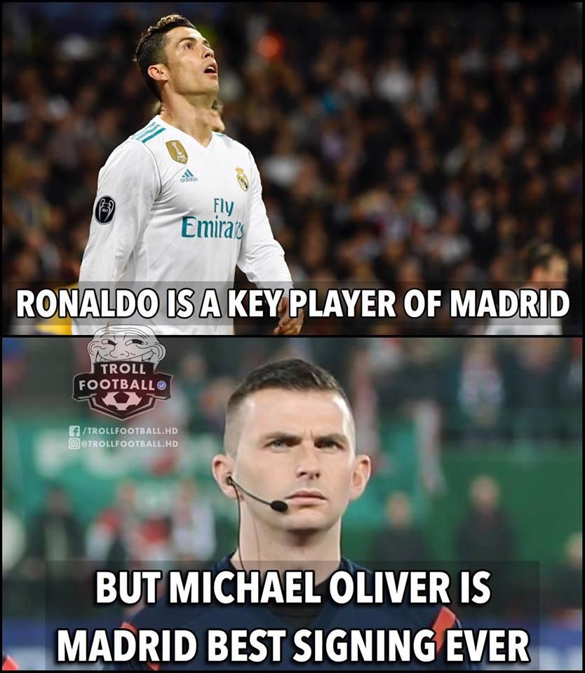 سخرية من ريال مدريد