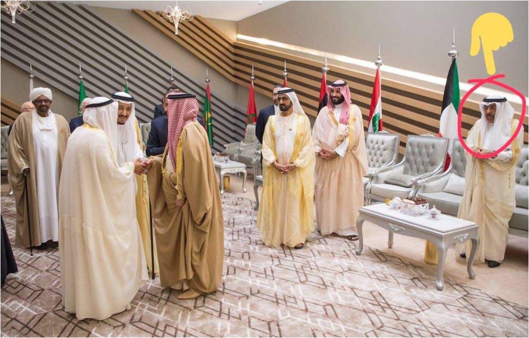 مندوب قطر فى القمة العربية